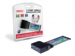 UNITEK 2 Port USB 3.0 Express Card