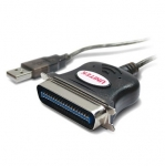 Unitek 1.5m USB to IEEE1284 Parallel Adapter