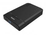 Unitek DiskGuard Raiden USB 3.1 Hard Drive Enclosure for 2.5 Inch & 3.5 Inch SATA HDD