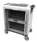 Unitek 32 Bay Tablet Charge & Sync Cabinet