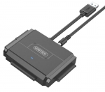 Unitek USB 3.0 to SATA/IDE Combo Adapter for 2.5 or 3.5 Inch Drives