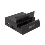 Unitek USB-C Desktop Multimedia Gaming Docking Station with Card Reader