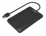 Unitek DiskGuard Raiden USB 3.1 Hard Drive Enclosure for 2.5 Inch SATA HDD