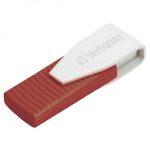 Verbatim Store 'n' Go 16GB USB 2.0 Flash Drive - Red