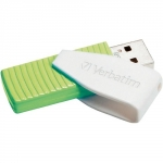 Verbatim Store 'n' Go 32GB USB 2.0 Flash Drive - Eucalyptus Green
