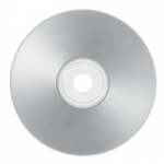 Verbatim CD-R 52x 700MB Inkjet Printable Sliver - 50 Pack