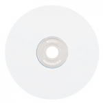 Verbatim CD-R 52x 700MB Inkjet Printable White - 50 Pack