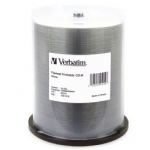 Verbatim CD-R White Thermal 100 Pack