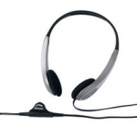 Verbatim Multimedia Headset with Volume Control