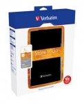 Verbatim 2.5Inch USB3.0 1TB Super Speed Portable Hard Drive - Black