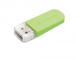 Verbatim Store 'n' Go Mini 64GB USB 2.0 Flash Drive - Green