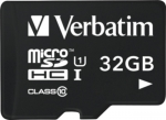 Verbatim Tablet 32GB Class 10 UHS U1 MicroSDHC Card with USB Reader