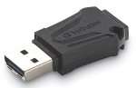 Verbatim ToughMax 16GB USB 2.0 Flash Drive - Black