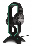 Vertux Extent Multi-Purpose Mouse Bungee With Headphone Stand & USB Hub