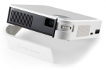 ViewSonic M1 Mini 120 Lumens 854x480 DLP Portable Projector