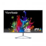 ViewSonic VX3276-MHD 31.5 Inch 1920 x 1080 Full HD 250nit 8ms IPS Monitor with Speakers - HDMI DisplayPort VGA