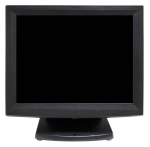 VPOS 137 17Inch USB 5 Wire ELO Resistive Touch Monitor