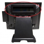 VPOS 335 2X20 Integrated Customer Display