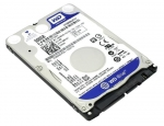 Western Digital Blue 2.5 Inch 500GB SATA3 5400rpm Hard Drive