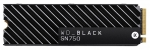 Western Digital Black SN750 M.2 2280 PCIe 1TB NVMe Solid State Drive with Heat Sink