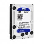 Western Digital Blue 4TB 64MB 5400rpm 3.5inch SATA3 Hard Drive