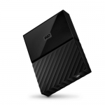 Western Digital My Passport 2TB USB3.0 Portable Hard Drive - Black