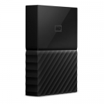 Western Digital My Passport For Mac 3TB USB3.0 Portable Hard Drive - Black