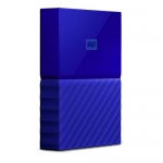 Western Digital My Passport Ultra 3TB USB3.0 Portable Hard Drive - Blue