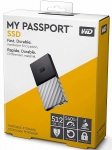 Western Digital My Passport 512GB USB-C 3.1 Portable Solid State Drive
