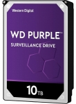 Western Digital Purple 10TB 7200rpm 256MB Cache 3.5 Inch SATA3 Surveillance Hard Drive