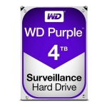 Western Digital Purple 4TB 5400rpm 64MB Cache 3.5 Inch SATA3 Surveillance Hard Drive