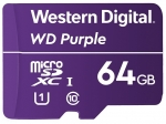 Western Digital Purple 64GB Class 10 UHS-I MicroSDHC Card