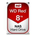 Western Digital Red 8TB 5400rpm 256MB Cache 3.5 Inch SATA3 NAS Hard Drive