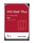 Western Digital Red Plus 4TB 5400RPM 128MB Cache 3.5 Inch SATA Hard Disk Drive