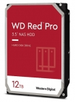 Western Digital Red Pro 12TB 7200rpm 256MB Cache 3.5 Inch SATA NAS Hard Drive