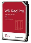 Western Digital Red Pro 14TB 7200rpm 512MB Cache 3.5 Inch SATA NAS Hard Drive