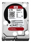 Western Digital Red 6TB 5400rpm 64MB Cache 3.5 Inch SATA3 NAS Hard Drive