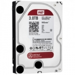 Western Digital Red 3TB SATA3 64MB Cache for NAS Hard Drive