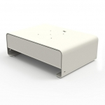 Windfall H225 4 Note 4 Coin Cash Drawer - White Grey