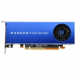 AMD Radeon Pro WX-4100 4GB GDDR5 Video Card - 4 x Mini DisplayPort