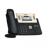 Yealink SIP-T27G Enterprise HD Dual Port PoE Gigabit VOIP Phone with 3.6 Inch Display
