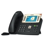 Yealink SIP-T29G Enterprise HD Dual Port PoE Gigabit VOIP Phone with 4.3 Inch Display