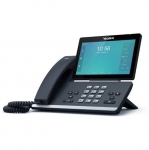 Yealink SIP-T58A Smart Media HD Dual Port PoE Gigabit VOIP Phone with 7 Inch Display