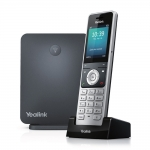 Yealink SIP-W56H Business HD Gigabit Wireless DECT VOIP Phone with W60 Base Station - Up to 8 Simultaneous Calls