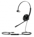 Yealink UH34 Over the Head Mono Wired Teams Headset with Noise Cancelling Microphone