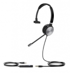 Yealink UH36 Over the Head Mono Wired Teams Headset with Noise Cancelling Microphone