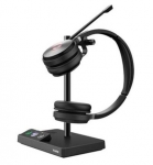Yealink WH62 Over the Head Dual Wireless Teams DECT Headset