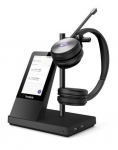 Yealink WH66 Over the Head Dual UC Workstation DECT Wireless Headset