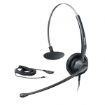 Yealink YHS33 Mono Quick Disconnect Noise Cancelling Wired Headset