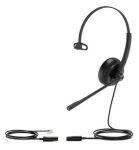 Yealink YHS34 Over the Head Mono Wired Headset with Noise Cancellation